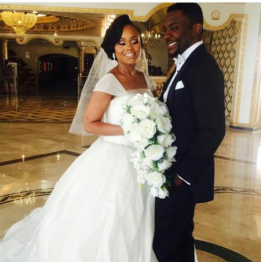 pictures of ebuka Obi Uchendu wedding