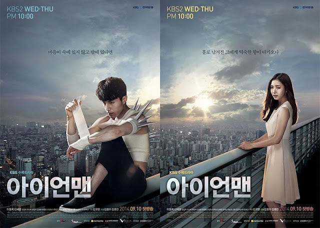 Drama Korea Blade Man Subtitle Indonesia