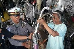 KENALPOT RACING AKANKAH BENAR DIHILANGKAN DARI INDONESIA