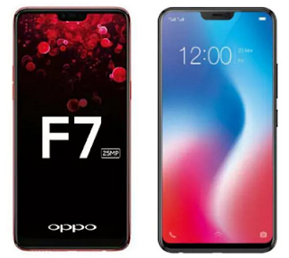 harga Oppo F7 terbaru