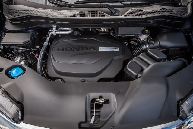 2016 HONDA PILOT ELITE ENGINE