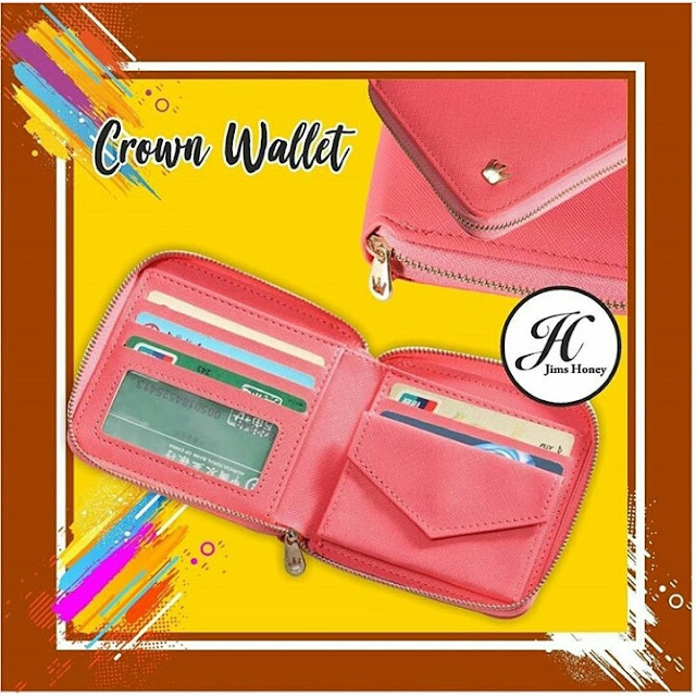 Jimshoney Crown Wallet