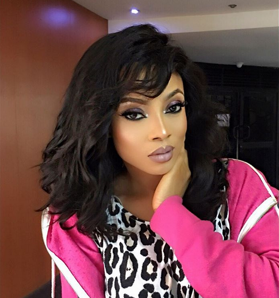 Image result for Toke makinwa has a net worth of $2 million