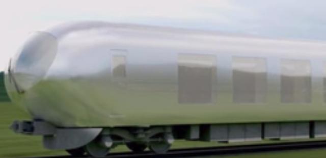 Tahun 2018 Jepang Siap Operasikan Kereta Siluman