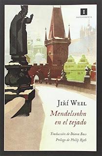 """""""Mendelssohn en el tejado"""" - Jirí Weil"""