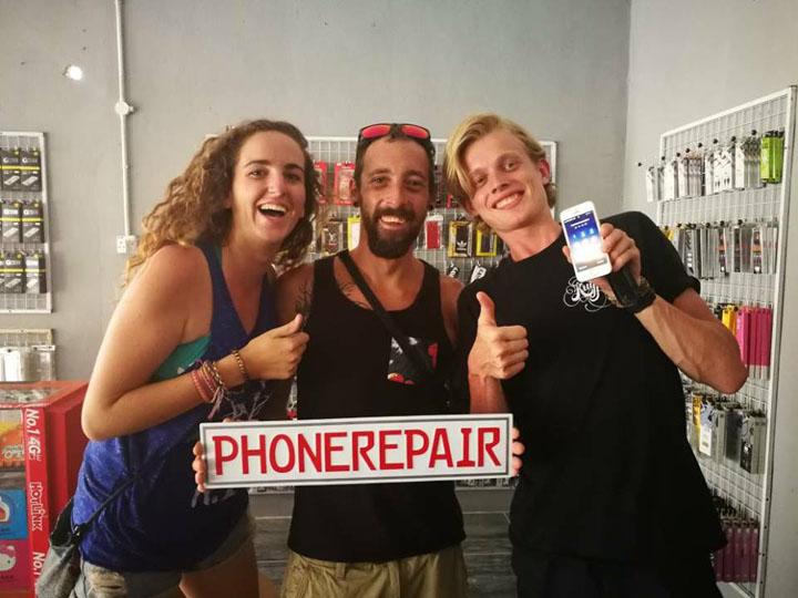 Kedai Servis Repair iPhone & Smartphone Terbaik Pulau Langkawi