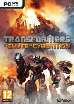 Transformers Fall of Cybertron MULTi6