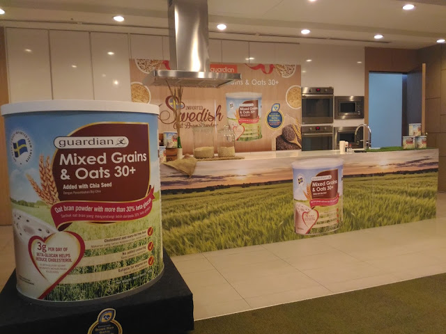 GUARDIAN LAUNCHES MIXED GRAINS & OATS 30+