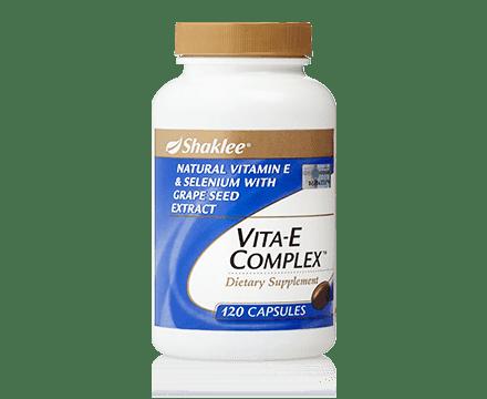 Vitamin E complex shaklee membantu Hilangkan Parut Chicken Pox Yang Hodoh Dengan Cepat Sebelum Ditegur Kawan