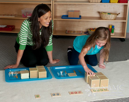 My favorite early childhood montessori material for Childrens material