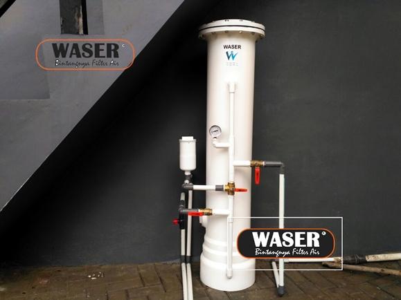 alat penjernih air waser