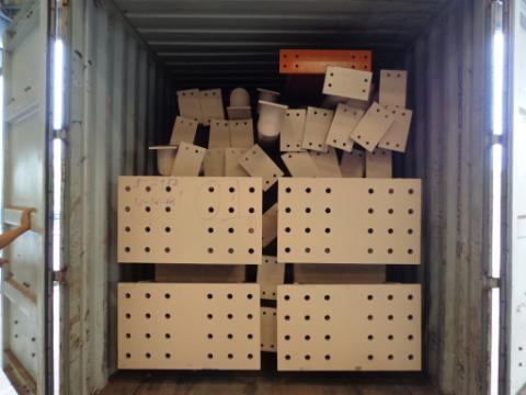 Import LCL Free On Board (FOB) Shanghai China-Jakarta Serta Cara Menghitung Volume dan Kubikasi Barang Pada Perusahaan Jasa Pengiriman Barang