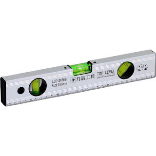 300mm Spirit Level with Scale--Household DIY Spirit Level - teetotal - jacuzzi-bathtub.com