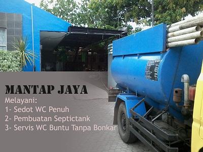 Jasa Tinja dan Sedot WC Bratang Surabaya