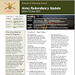 BRAMCOTE and KINETON HIVE: Army Redundancy Update - Sept 13