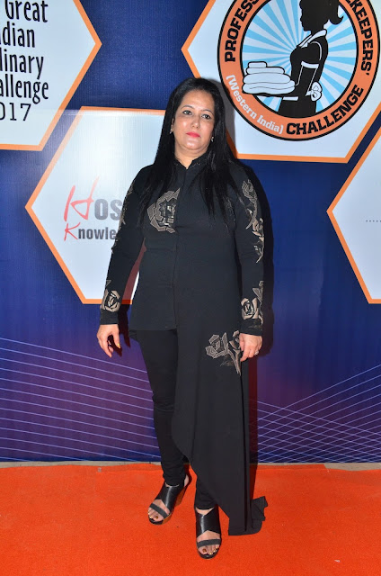 Ms. Sonia Chawla  at Food Hospitality World India 2017 Inauragtion Day