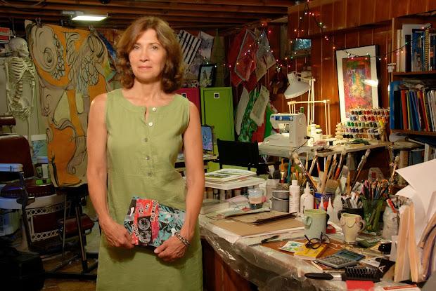 Karen Hutchinson Art Teacher