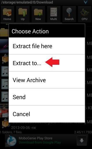 Android mein RAR File Kaise Open Karen | एंड्राइड