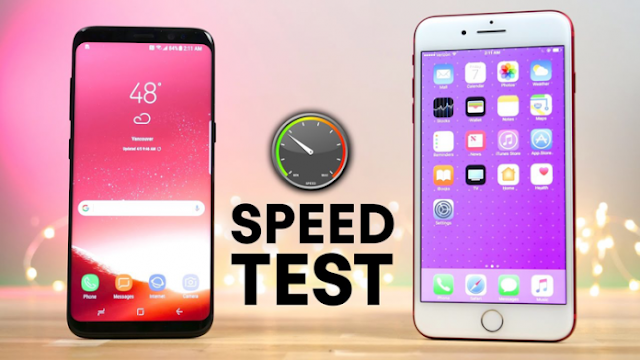 Galaxy S8 vs iPhone 7 Plus Speed Test: Which One Wins?