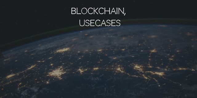 Usecases of blockchain