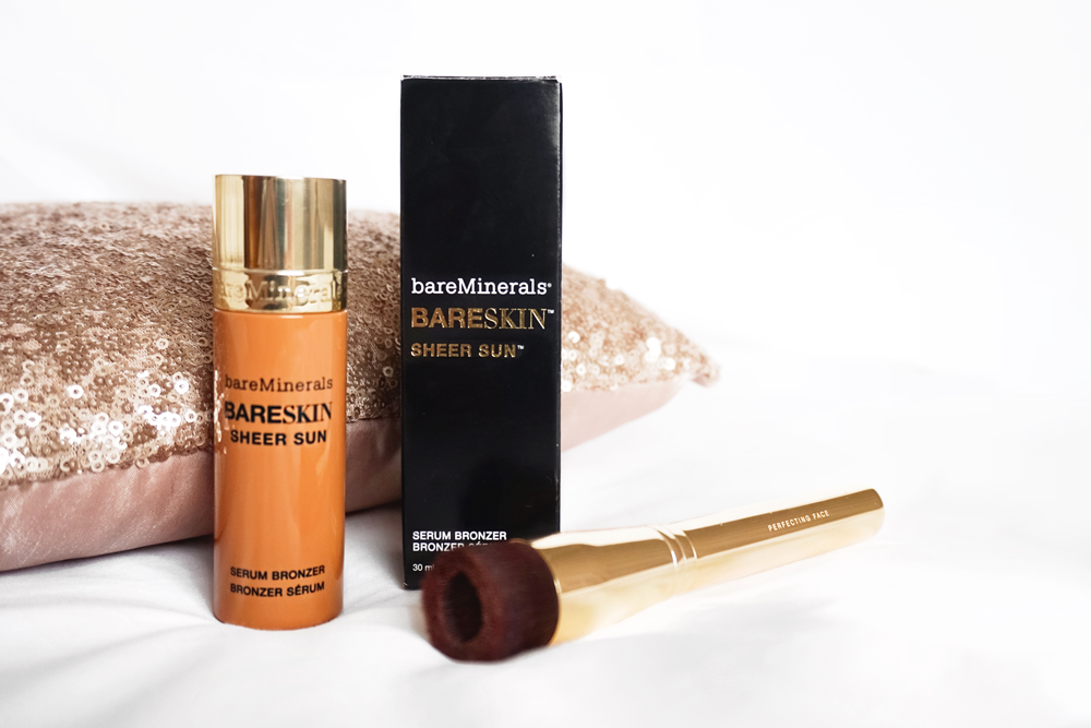 bareMinerals bareSkin Sheer Sun Serum