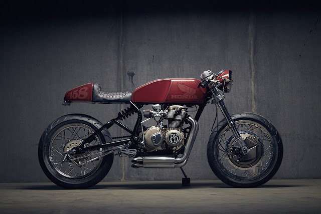 Cbn Cafe Racer