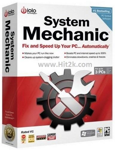 System Mechanic 15 Pro Crack For Windows 10 Free