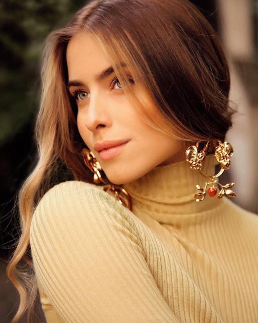Сліпуча краса: внучка Софії Ротару підкорює модельною зовнішністю