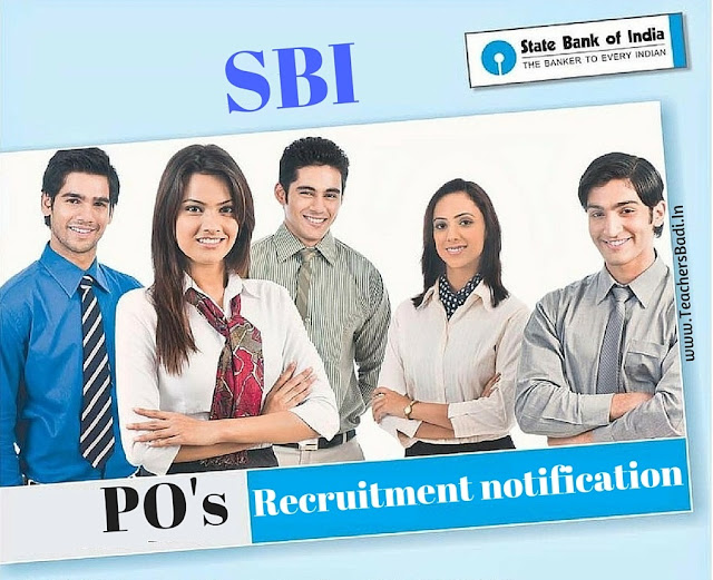 SBI,POs,Probationary Officers,Recruitment