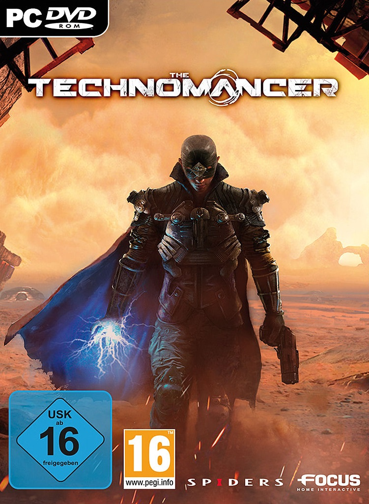 The Technomancer ESPAÑOL PC Descargar Full