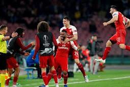 Arsenal Lolo ke semifinal!!!