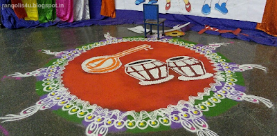 Creativity with Rangolis
