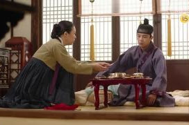 Sinopsis Queen For Seven Days Episode 17 Part 2