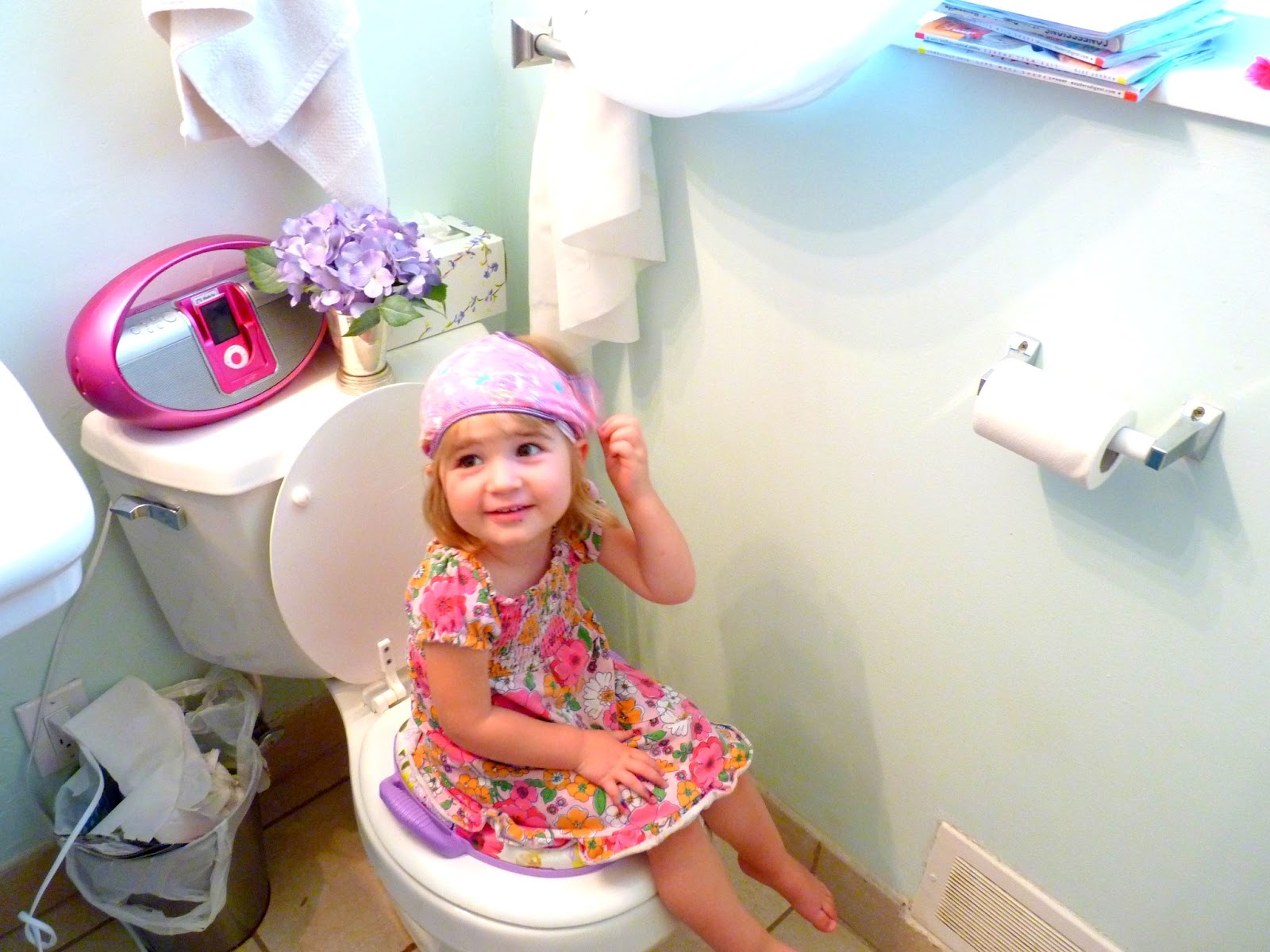 Potty Training Tips - What is the best time to start Potty