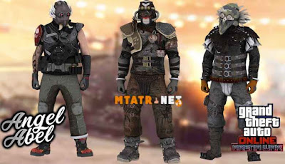 GTA Online Arena War Skin Pack