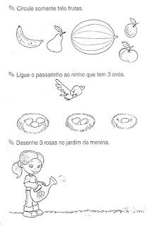 Atividade período preparatório maternal