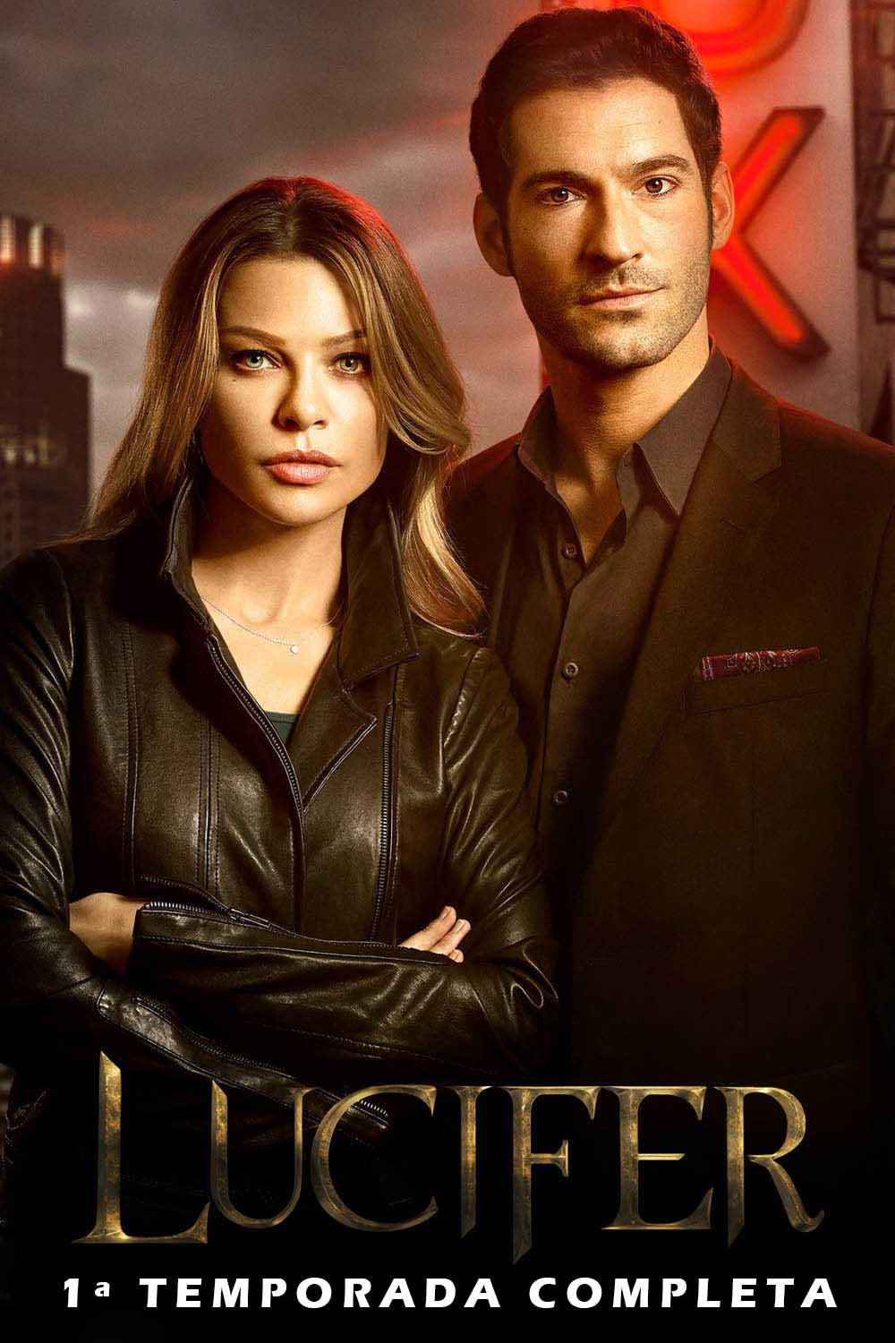 Lucifer 1ª Temporada (2016) Torrent – BluRay 720p Dual Áudio