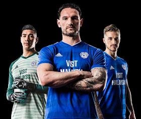Cardiff City 2018/19 Kit