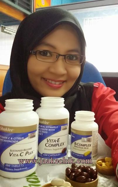 Vitamin Shaklee Bagus Untuk Kesihatan, Shaklee Bagus Untuk Kesihatan