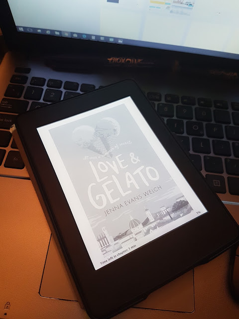 Love & Gelato Kindle Book Review