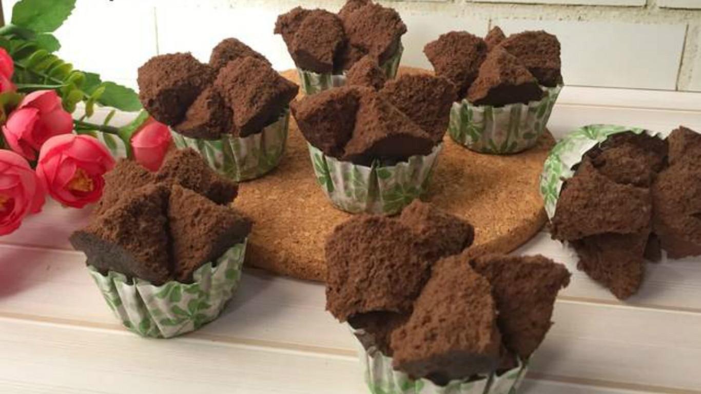 Bikin Brownies Kukus Mekar Pakai Resepnya Ny.Liem