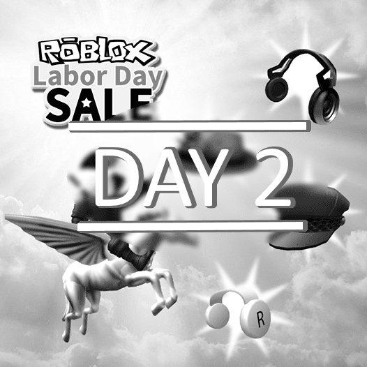 Roblox News Labor Day Weekend Sale Day 2