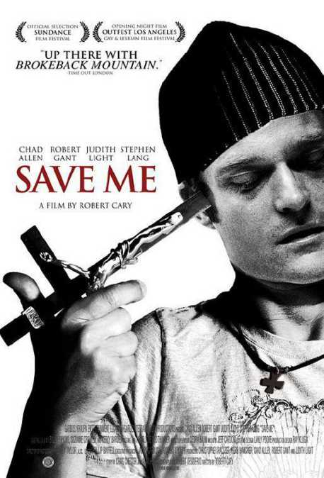 CARTEL PELICULA Salvame - Save Me 2007