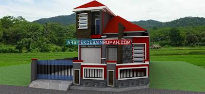 Arsitek Desain Rumah Type 135