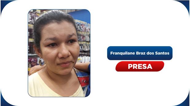 Polícia sergipana prende em Maceió mulher suspeita de matar o ex-companheiro em Poço Redondo/SE