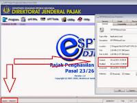 Download Aplikasi e-SPT Masa PPh Pasal 21-26 Versi 2.4.0.0