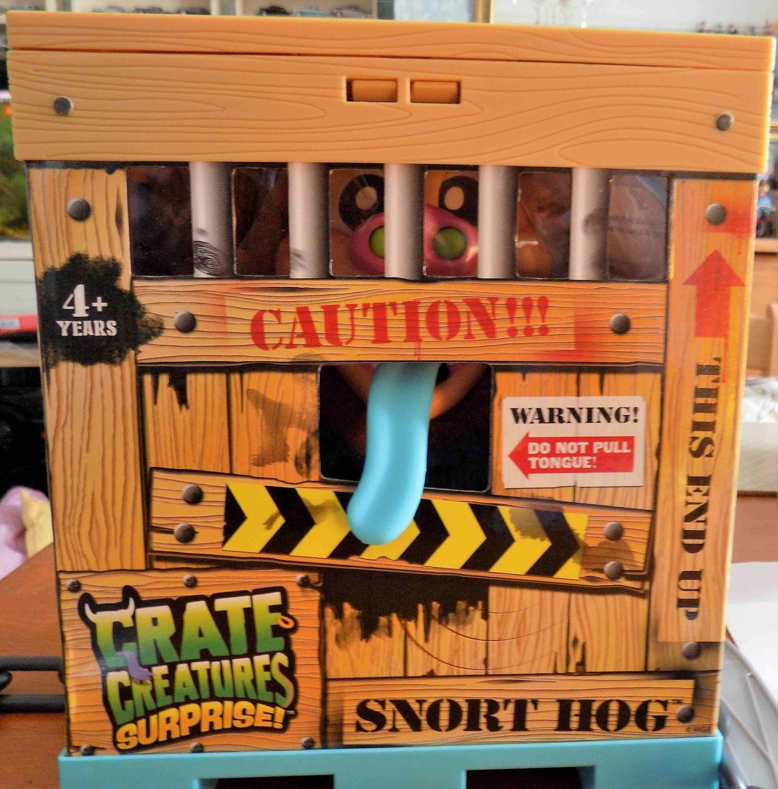 Crate Creatures Snort Hog Review