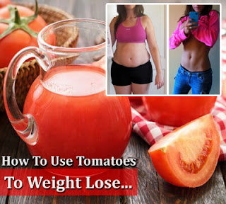 How To Use Tomatoes To Weight Lose Within 1-Week