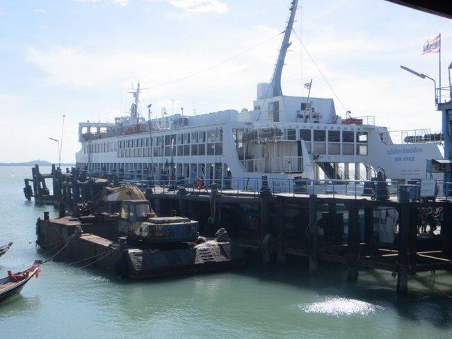 Raja Ferry на Самуи