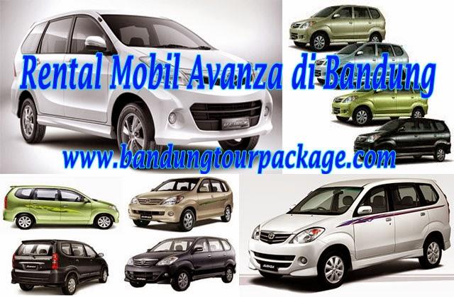 Rental Mobil Avanza di Bandung